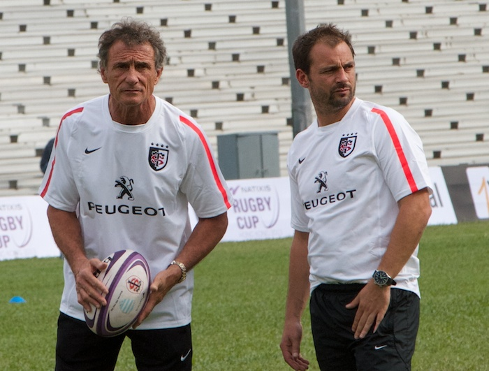stade toulousain/ racing club metro