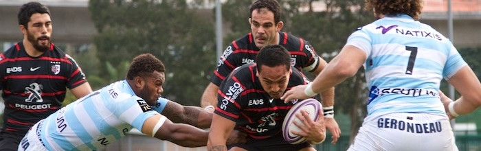 Stade Toulousain / Racing Club Metro