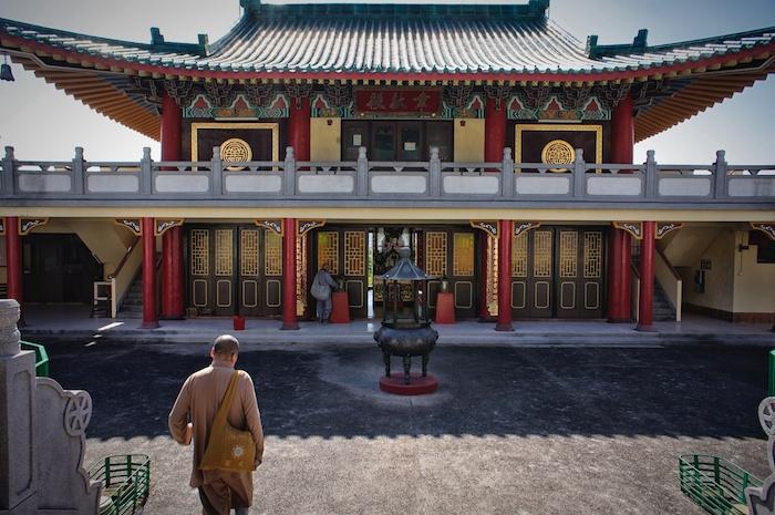 monastère chuk Lam Sin Yuen