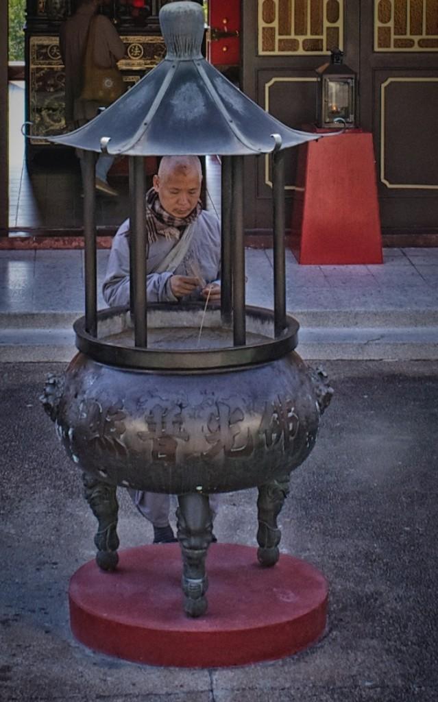le monastère chuk lam sin yuen