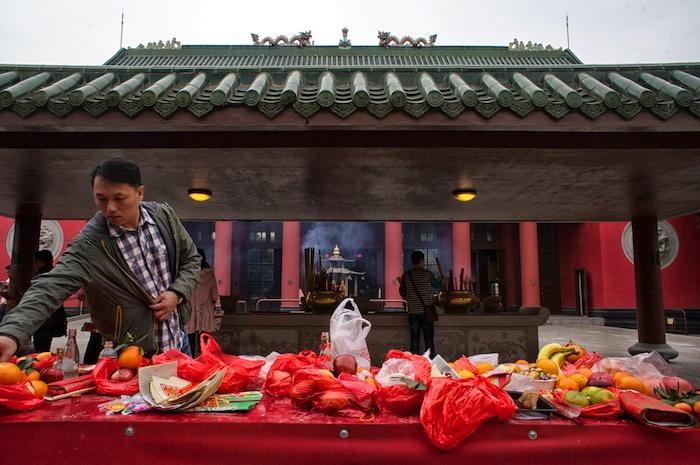 Che Kung Temple, Sha tin