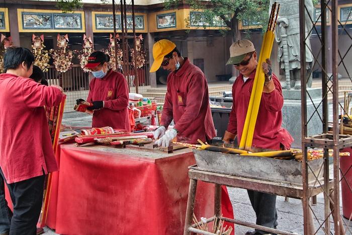 Che Kung Temple, Tai Wai