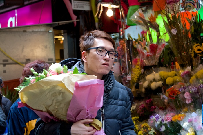 Le romantisme hongkongais