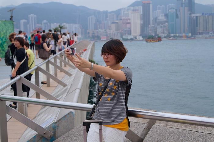 un fossé de plus en plus grand entre les Hongkonias et les Chinois de Chine continental