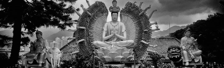 Ten Thousands Buddha Monastery