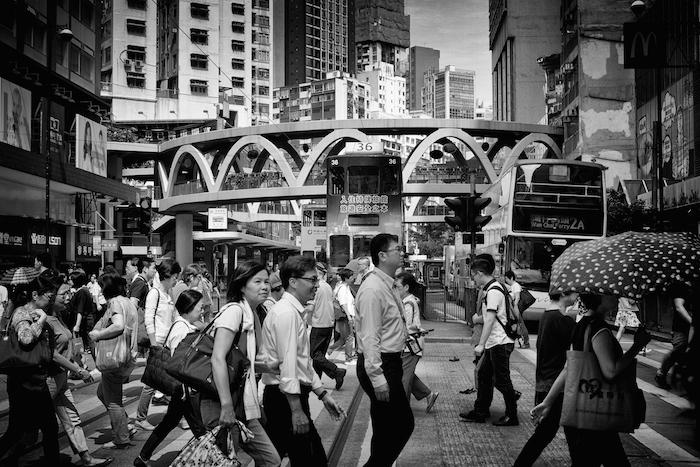 hong kong causeway bay tram