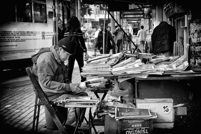 hong kong happy valley street photography