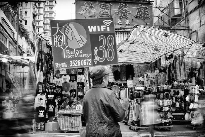 hong kong ladies market