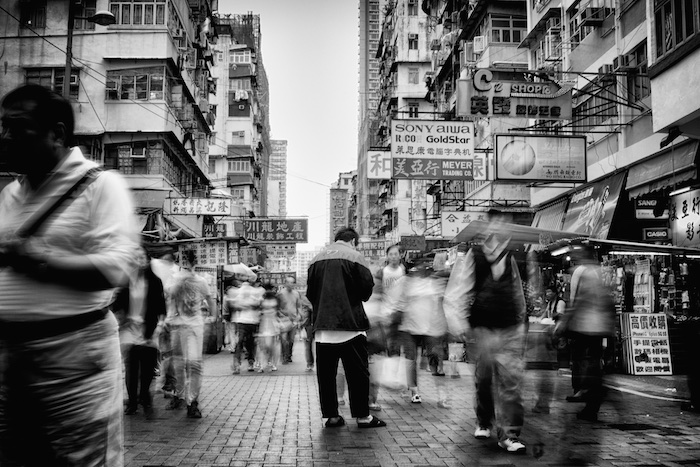 shan shui po long exposure