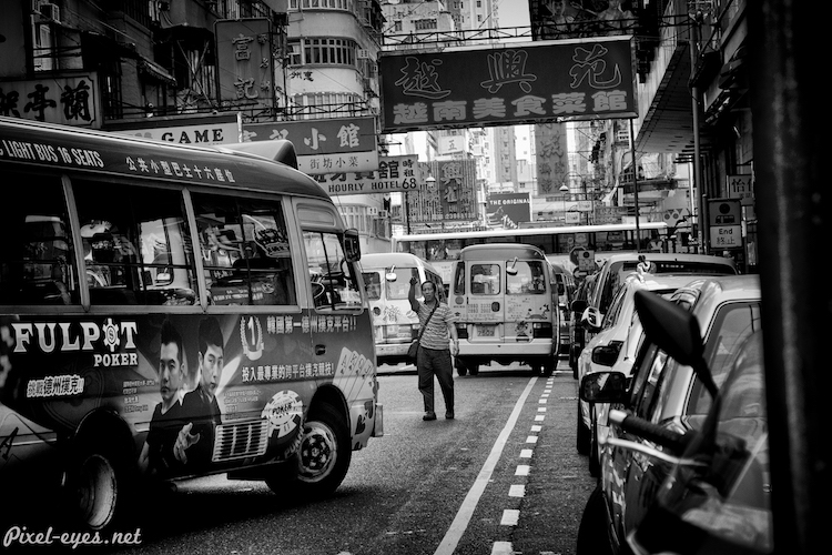 street bus